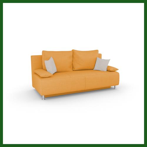 Kanapa Sofa trzyosobowa Lux rozkładana z funkcją spania – WYBÓR TKANINY – PROMOCJA – DARMOWA DOSTAWA
