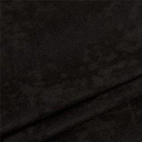 Grupa 0: Tkanina Alova 04 materiał czarny wumex24