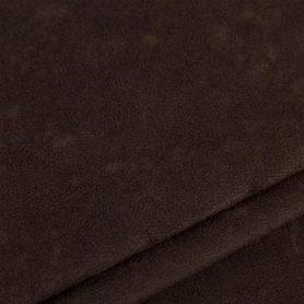 Grupa 0: Tkanina Alova 68 materiał ciemny brązowy wumex24