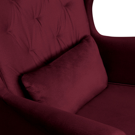Poduszka lędźwiowa do Fotel Velvet PROMOCJA ZESTAW wumex24