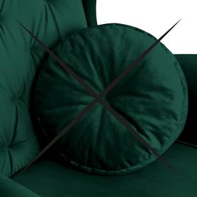 Poduszka ozdobna do Fotel Velvet PROMOCJA ZESTAW wumex24