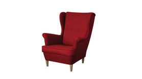 Fotel Kamea Uszak czerwony WUMEX24