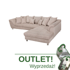 Beżowy Narożnik Arena OUTLET WUMEX24